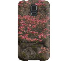 Pink Spring - Dogwood Filigree and Lace Samsung Galaxy Case/Skin