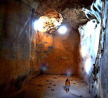 Massada - Water Cistern by KhanasWeb