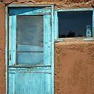 The Turquoise Door by Cathy Jones
