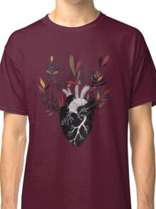 Floral Heart Classic T-Shirt