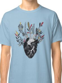 Floral Heart Classic T-Shirt