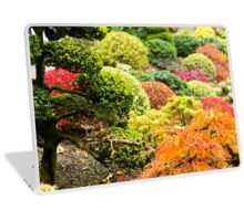 Multicolored Plants - Nature Photography Laptop Skin