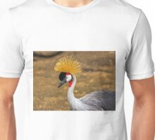 Perfect Bird Collection #4 - Cool Crane Unisex T-Shirt