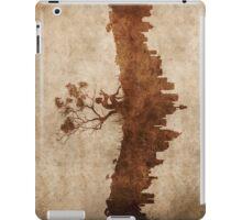 Urban Faun - Grungy iPad Case/Skin