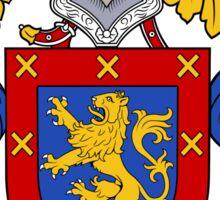 Benitez Coat of Arms/ Benitez Family Crest Sticker