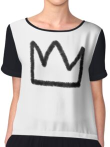 Crown Chiffon Top