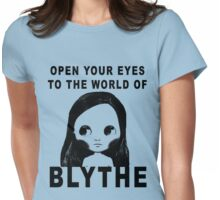Blythe Doll Womens Fitted T-Shirt