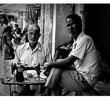 The tailor Photographic Print