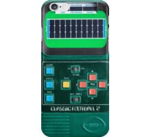 Classic Football 2 iPhone Case/Skin
