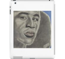 Arguably the greatest boxer of his era ... iPad Case/Skin