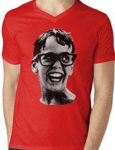 Squints, big Mens V-Neck T-Shirt