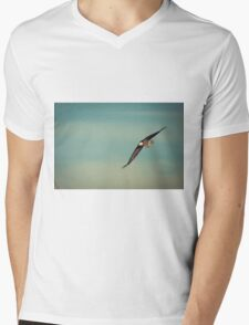 Perfect Bird Collection #6 - Flying Eagle Mens V-Neck T-Shirt