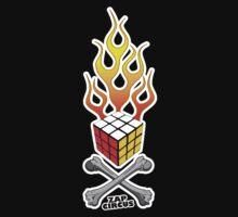 Cube N Crossbones by zapcircus