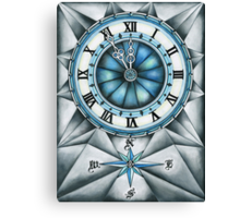 The Eleventh Hour Canvas Print