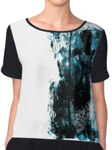 paleo warrior Women's Chiffon Top