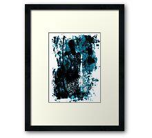 paleo warrior Framed Print