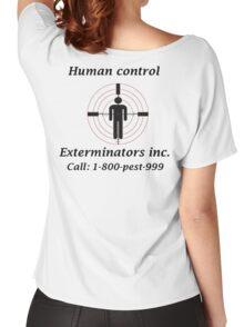 Exterminators Women's Relaxed Fit T-Shirt