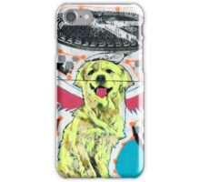 Graffitit dog iPhone Case/Skin