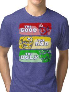The Plumber Tri-blend T-Shirt