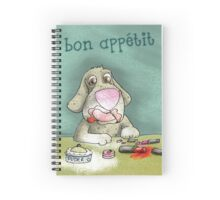 Sunny the Beagle  Spiral Notebook