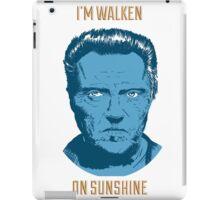 Walken On Sunshine iPad Case/Skin