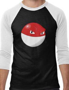 Pokemon Voltorb Men's Baseball ¾ T-Shirt