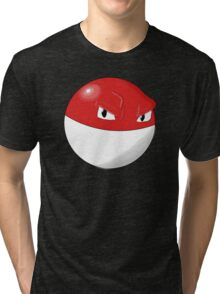 Pokemon Voltorb Tri-blend T-Shirt