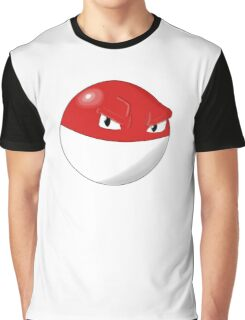 Pokemon Voltorb Graphic T-Shirt