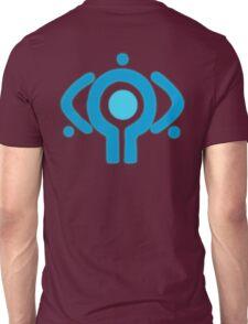 serial experiment lain copland OS enterprise logo Unisex T-Shirt