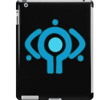 serial experiment lain copland OS enterprise logo iPad Case/Skin