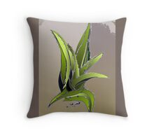 just cactus Throw Pillow