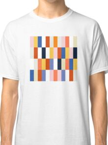 Nice Colorful retro Fashion Pattern Original Design Classic T-Shirt
