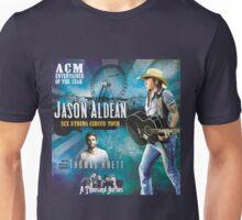 JASON ALDEAN SIX STRING TOUR 2016 Unisex T-Shirt