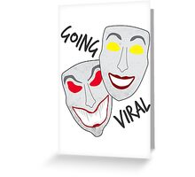 Going Viral With Hexadecimal  Greeting Card