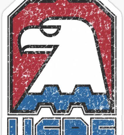 USPF United States Police Force logo Sticker