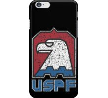 USPF United States Police Force logo iPhone Case/Skin