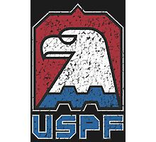 USPF United States Police Force logo Photographic Print