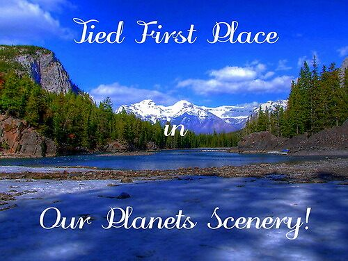 BANNER - Our Planets Scenery by AnnDixon