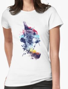 soulful owl Womens Fitted T-Shirt