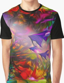 Finding the Light Graphic T-Shirt