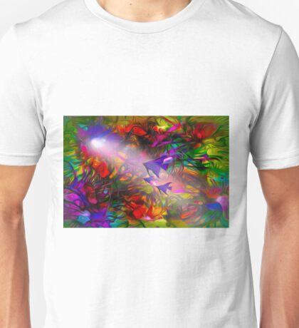 Finding the Light Unisex T-Shirt