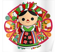Maria 5 (Mexican Doll) Poster