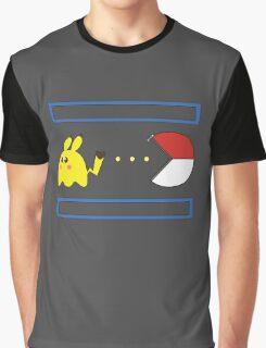 Pac-Achu Graphic T-Shirt