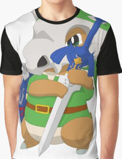 Cubone's cosplay Graphic T-Shirt