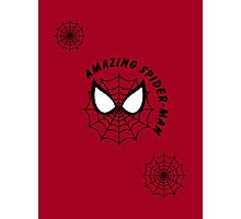 Amazing Spider-man Photographic Print
