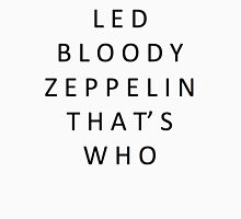 Led Bloody Zeppelin Classic T-Shirt