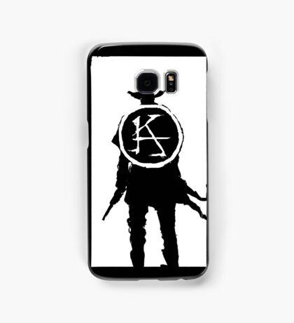 Ka is a wheel w/o color Samsung Galaxy Case/Skin