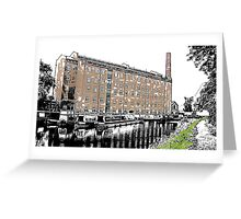 Hovis Mill Greeting Card