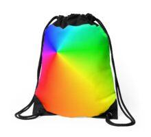 Multi-colored light Drawstring Bag
