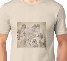 Posing Pups Unisex T-Shirt